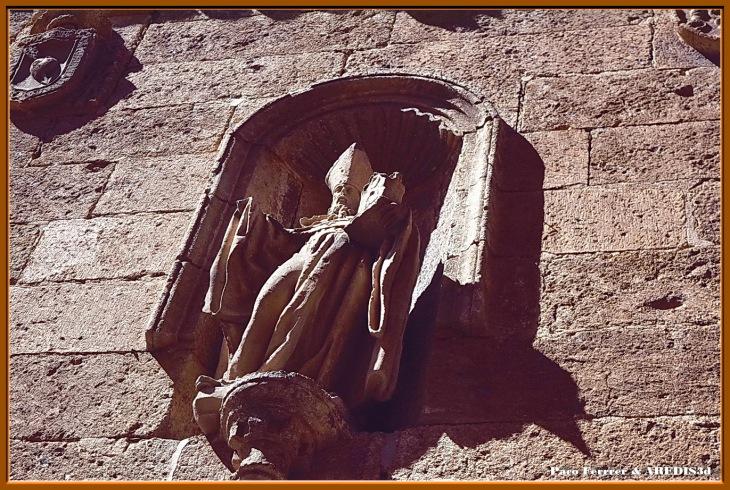 San Agustín-talla